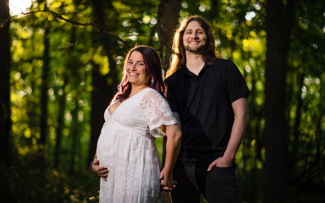 Lehigh Valley Maternity / Brittany & CJ