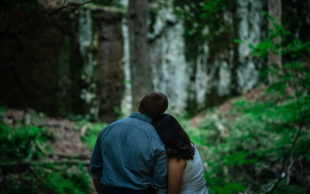 NJ Forest Engagement / Danielle & Michael