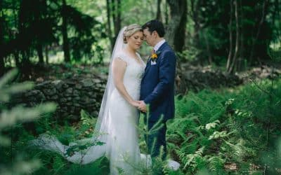 Erin & Steve / Mountain Springs Lake Resort / Poconos Wedding
