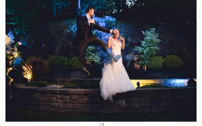 Britney & Sean / Poconos Wedding / Stroudsmoor Country Inn