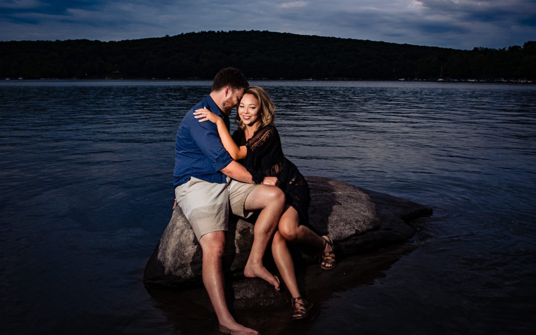 Poconos Engagement / Shelby & Ryan